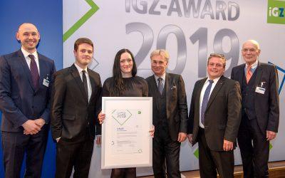 IGZ Award 2019