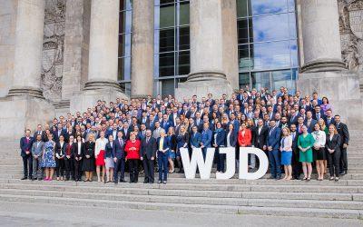 Wirtschaftsjunioren im Deutschen Bundestag